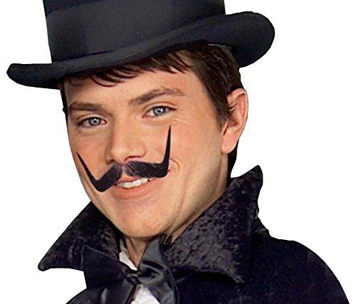 Forum Novelties Human Villain Mustache