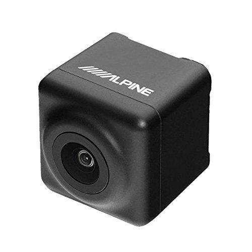 アルパイン(ALPINE) ハリアー専用 バックビューカメラパッケージ(黒) HCE-C1000D-HA バックカメラ B01FDYOAJE  ブラック