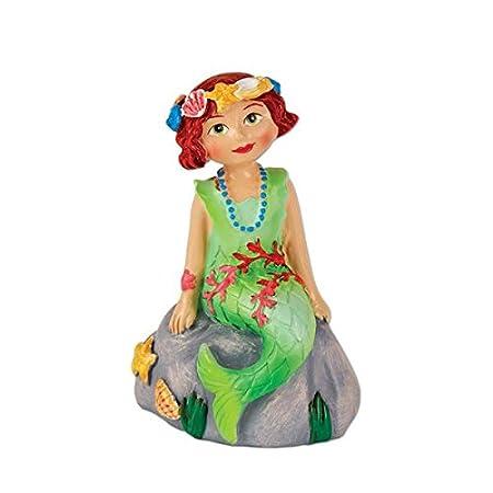 Mermaid Studio M Merriment Collection Minature Statue Agnes 3.25-Inches