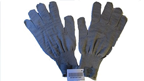 US Army Foliage Wool Gloves Medium / Large - Wool Military Glove