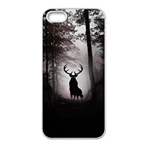 iPhone 5,5S Phone Case Deer MB15441