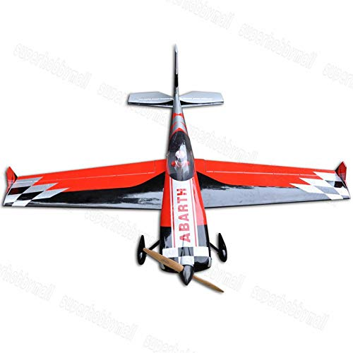 Arf Giant Scale - mkgates 12Channels ARF Large Scale Fixed Wing RC Wooden Model Airplane
