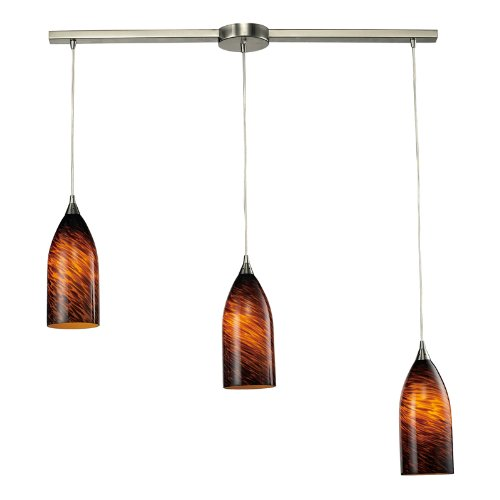 Elk Lighting 3 Light Pendant in US - 2