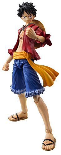 One Piece Monkey D Luffy (Megahouse One Piece: Monkey D Luffy Variable Action Hero Figure)