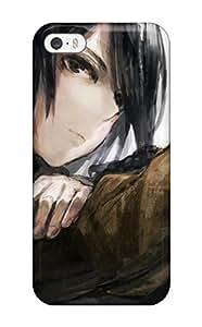 anime shingeki no kyojin mikasa ackerman Anime Pop Culture Hard Plastic iPhone 4/4s cases 3714091K367094556