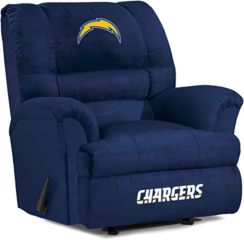 San Diego Chargers Furniture: Los Angeles Chargers Recliner, Chargers Recliner, Chargers