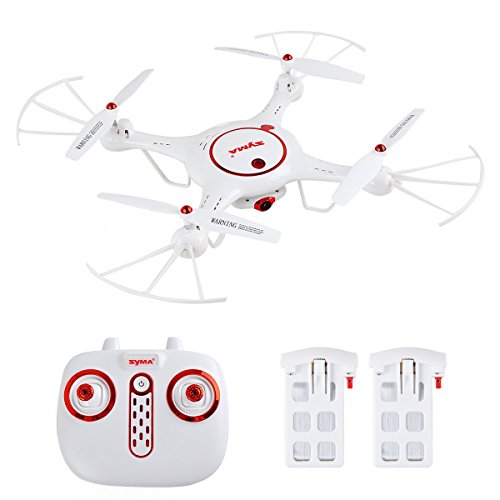 Crazepony SYMA X5UC RC Quadcopter HD Camera 2.4G 4 Channel...