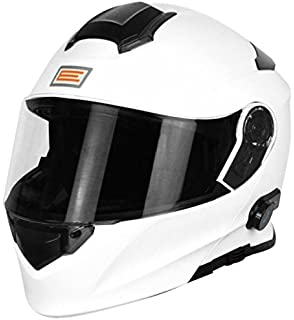 Origine Helmets 204271718100005 Delta Solid casco desmontable con Bluetooth integrado, blanco, ...