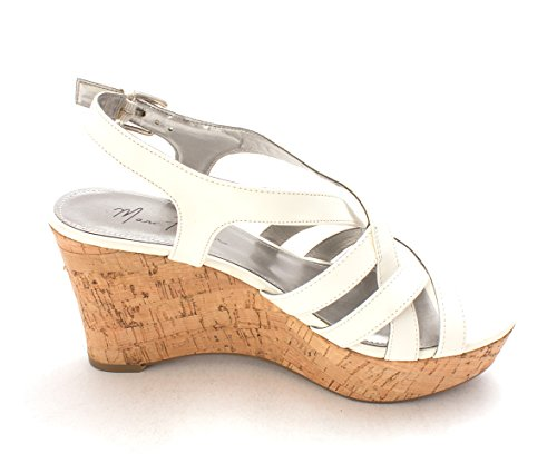 White Fisher pour Marc femme Sandales WRq460