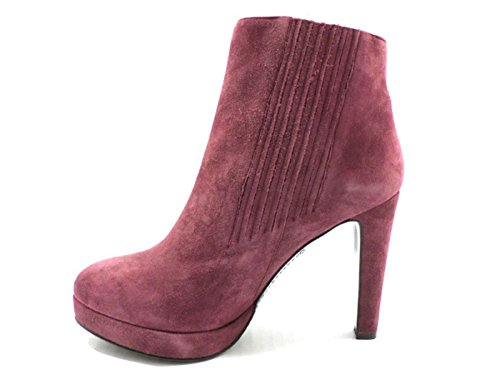 EU Burgundy 10 Suede RODO AY101 US Boots Ankle 40 6OnFxUa