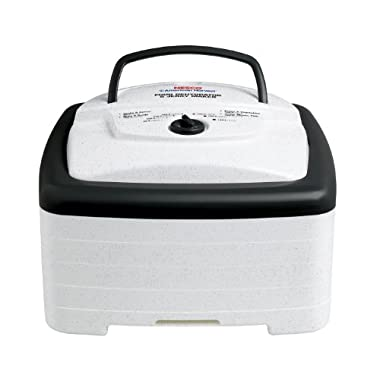 Nesco FD-80A Square-Shaped Dehydrator Amazon Frustration-Free Packaging