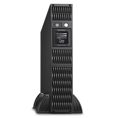 CyberPower PR1500LCDRTXL2UA Smart App Sinewave UPS 1500VA 1350W SNMP/HTTP 2U Rack/Tower