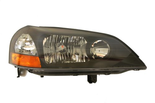 Genuine Acura 3.2CL Passenger Side Headlight Assembly Composite (Partslink Number AC2503116) - 33101-S3M-A12