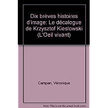 Dix Breves Histoires d'Image