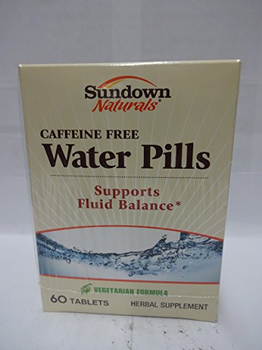 WATER PILL TABS SDWN Size product image