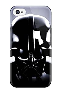 Ultra Slim Fit Hard ZippyDoritEduard Case Cover Specially Made For Iphone 4/4s- Star Wars Iphone