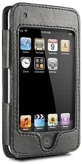 DDLO HipCase with Leather Sleeve and Belt Clip for iPod Touch (Black), Model # DLZ81002, by DLO (Digital Lifes