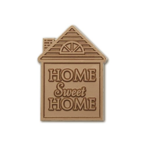 Belgian Chocolate Online (Home Sweet Home Belgian Milk Chocolate House Shaped, Case of 50)