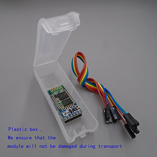DSD TECH HC-05 Classic Bluetooth 2 0 Serial Wireless BT Module for Arduino  UNO R3 Nano Pro Mini MEGA (DIP Version)