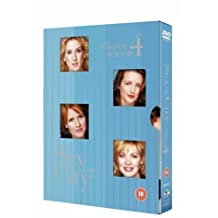 Sex and the City: Complete HBO Season 4 [DVD] by Sarah Jessica Parker
