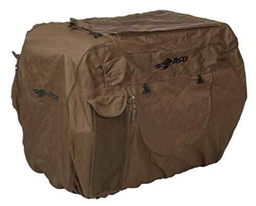 Avery Hunting Gear Early Season Kennel Cover-Marsh Brown-Large