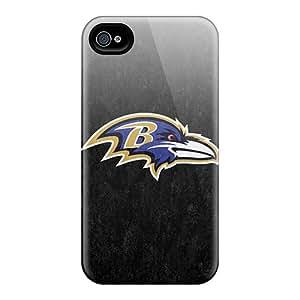 Iphone 6 HZm9022VEhN Support Personal Customs Trendy Baltimore Ravens Pictures Shock Absorbent Hard Phone Case -MarieFrancePitre