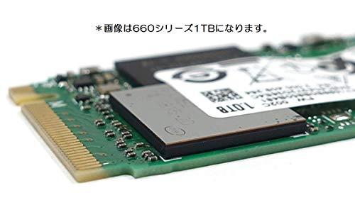 Intel 660p M.2 2280 2TB NVMe PCIe 3.0 x4 3D NAND Internal Solid State Drive (SSD) SSDPEKNW020T8X1 للبيع