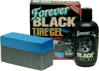 Forever Black Tire Gel Dye - Dye Tyre