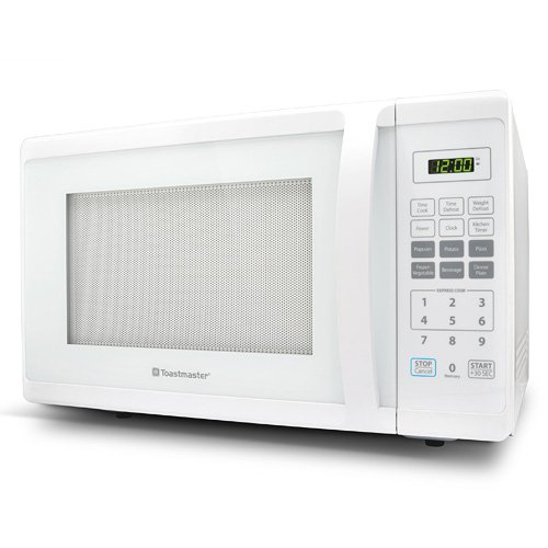 Toastmaster TM-111EM 1.1 cu. ft. Countertop Microwave Oven
