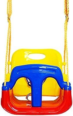 Columpio de jardín para niños Jaketen - Juego de columpios for columpios con asiento for niños pequeños