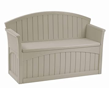 High Quality Suncast PB6700 Patio Bench, Light Taupe