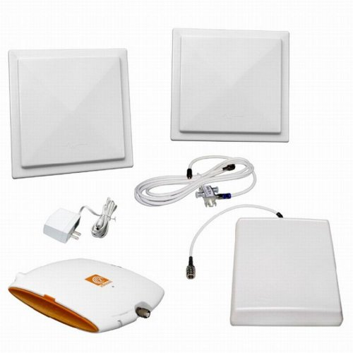 Zboost YX645 Large Application Signal Booster for Cellular Phone