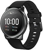 "Smartwatch Haylou LS05 Solar, Bluetooth 5.0, IP68, Tela 1.28"" HD - Lançamento 2020 (P"