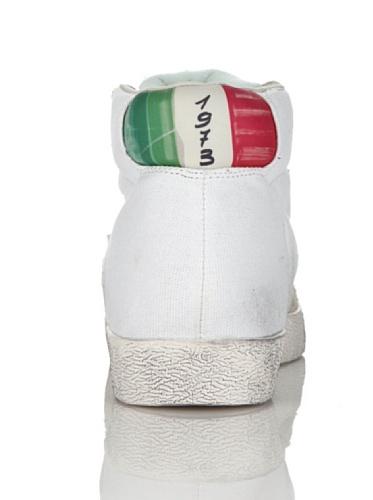 Lotto Leggenda Zapatillas Mid Blanco / Rosa EU 37