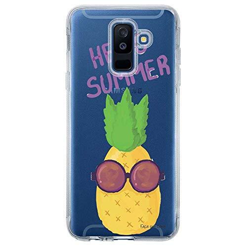 Capa Personalizada Samsung Galaxy A6 Plus A605 Hello Summer - TP322