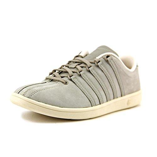 K-Swiss Womens Classic SL P Sneaker Elephant/Whitecap Grey