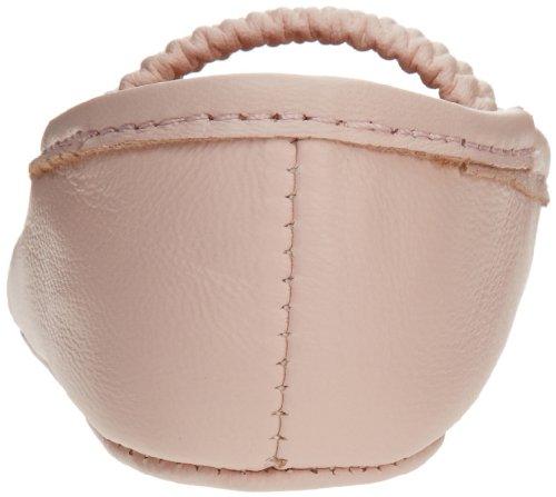 Pink Lambskin Ralph Shoe Pleat Layette Lauren Crib YvwYXx