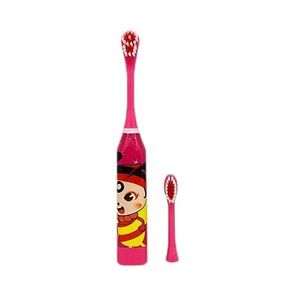 Cepillo de dientes eléctrico de los niños, cepillo de dientes ...