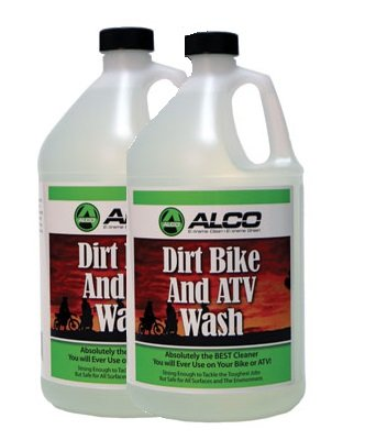 Alco Dirt Bike and ATV Wash 1 Gallon 2-Pack