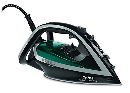 Tefal FV5640 Turbo Pro Anti-scale Steam Iron, 2600 Watt, Dark...