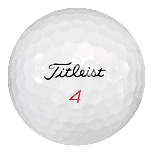 120 Titleist ProV1x 2016 - Near Mint (AAAA) Grade - Recycled (Used) Golf Balls
