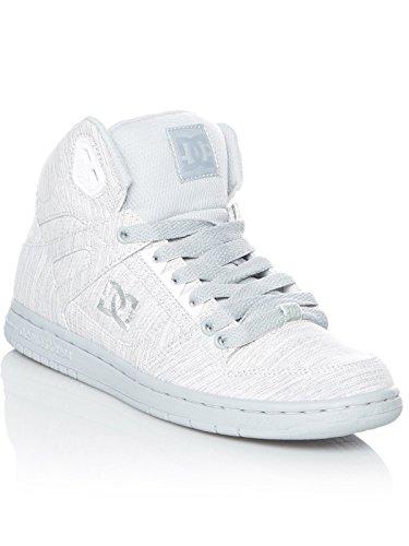 DC Shoes Pure TX Se - Hi Tops Für Frauen ADJS100115 GREY/GREY/GREY