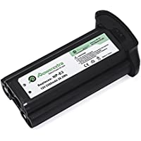 Powerextra 12V 2350mAh Replacement Canon NP-E3 NI-MH Battery Pack For Canon EOS-1D EOS-1D Mark II EOS-1D Mark II N EOS-1DS Camera
