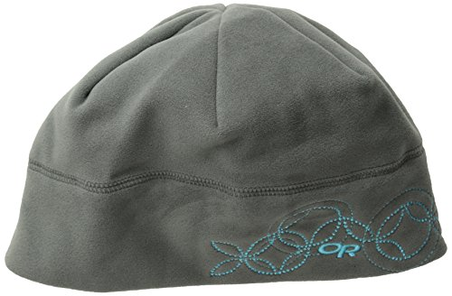 Outdoor Research Women's Ice Cap Hat, Charcoal, Large/X-Large