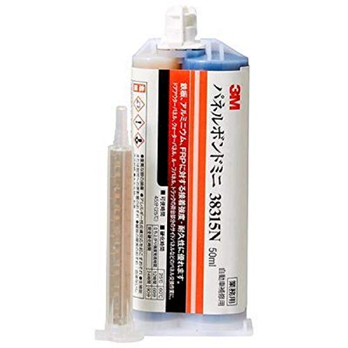 - 3M 38315 Panel Bonding Adhesive - 47.5 ml