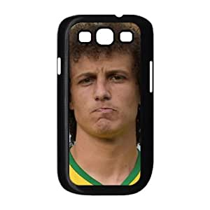 David Luiz Samsung Galaxy S3 9300 Cell Phone Case BlackA5869554