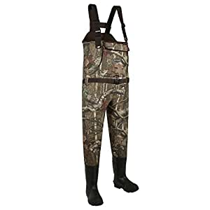 Allen big timber bootfoot neoprene chest for Fishing waders amazon