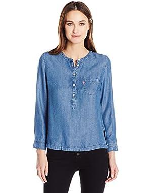 Women's Modern Popover Shirt