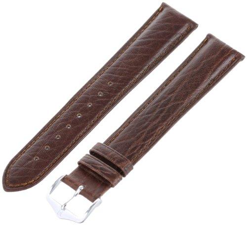 """Hirsch 010092-15-20 20 -mm  Genuine Textured Leather """"No ..."""