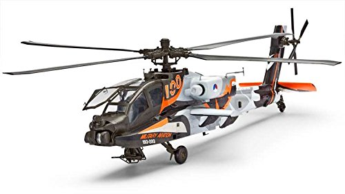 Revell Germany AH-64D Longbow Apache Helicopter Kit